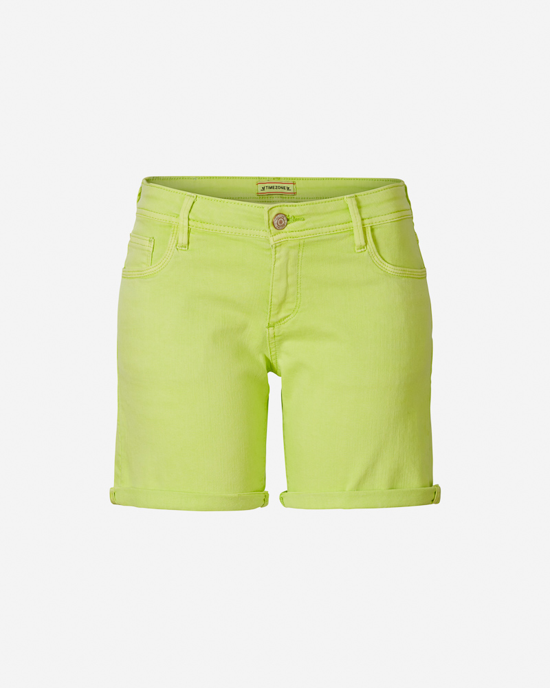JEANS-SHORTS IN 3 FARBEN